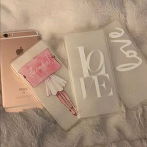 Accessories - iPhone S soft phone cases Never Been Used